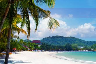 11月12日(土)トロピカルアイランド・ランカウイ島で「アイアンマン・マレーシア」開催!エントリーも受付中!
