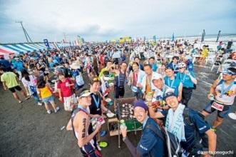 九十九里トライアスロン2016が9月24日(土)に開催決定!4月1日からエントリー開始。