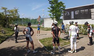 京都で「元プロロードレーサー・辻善光コーチのアドバイス付き100kmライド」が開催!