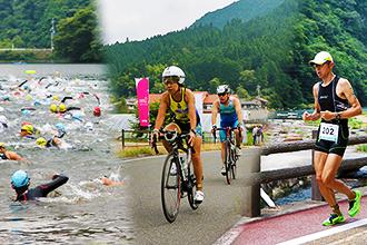 晴れの国・岡山で開催! 「第4回湯原温泉トライアスロン」がエントリースタート!
