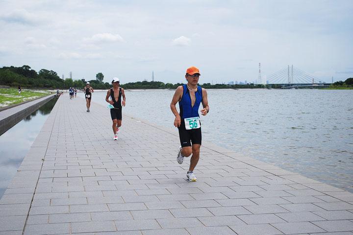 第30回彩湖道満アクアスロンATCカップ大会