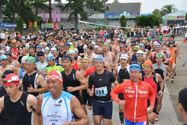 福岡トライアスロンフェスタ2015 / 2015スーパースプリント九州選手権大会