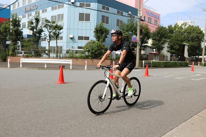 第6回 東京・江戸前トライアスロン2016